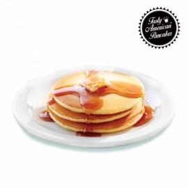 Tigaie dubla pentru pancakes sau omleta