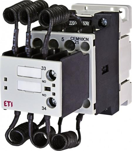 Contactor CEM 10CN.11, 230 V, 50 Hz
