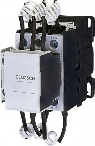Contactor CEM 25CN.11, 230 V, 50 Hz