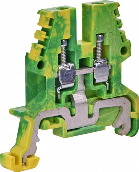 Clema sir 2.5mm - Galben/Verde