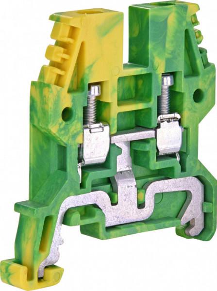 Clema sir 4mm - Galben/Verde