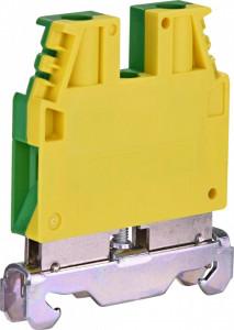 Clema sir 6mm - Galben/Verde