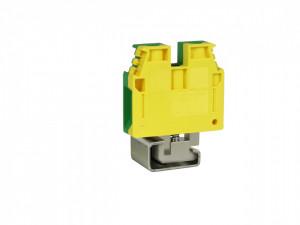 Clema sir 10mm - Galben/Verde