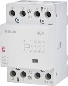 Contactor modular trifazat R40-40 ETI