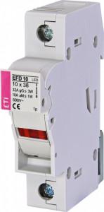 Separator cu sigurante fuzibile, EFD 10 LED, 1 pol, maxim 32A