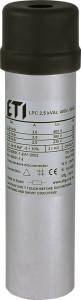 Condensator trifazic LPC 2.5 kVAr, 400V, 50Hz
