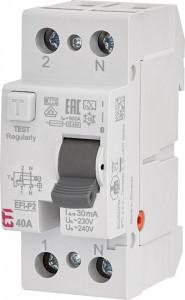 RCCB EFI-P2, tip A, 40 A, 30 mA