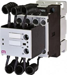 Contactor CEM 7,5CN.11, 230 V, 50 Hz