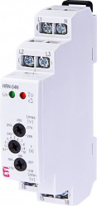 Releu de monitorizare tensiune trifazic - HRN 54 N