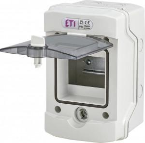 Tablou electric aparent, 4 module, IP 65, ETI