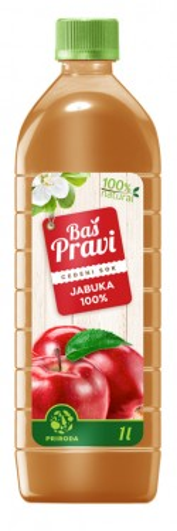 Slika Jabuka 100%  (3 sorte jabuke)