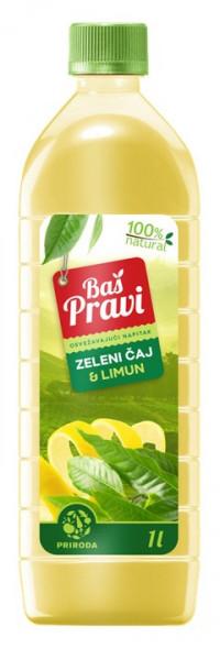 Slika Zeleni čaj & limun