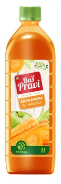 Slika Šargarepa & jabuka