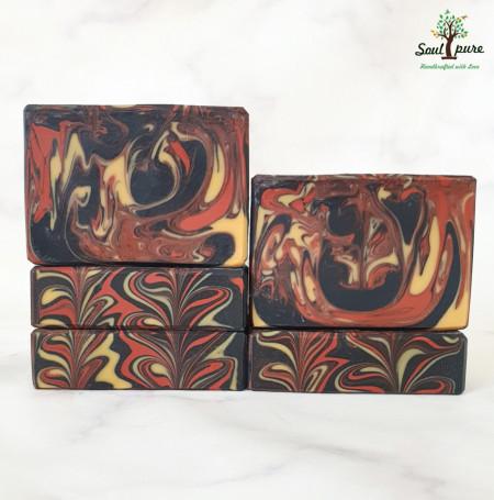 Charcoal Clay Detox Soap