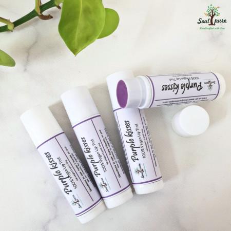 Purple Kisses Lip Tint - 100% vegan