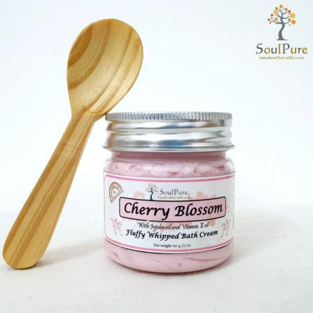 Cherry Blossom Whipped Bath Cream