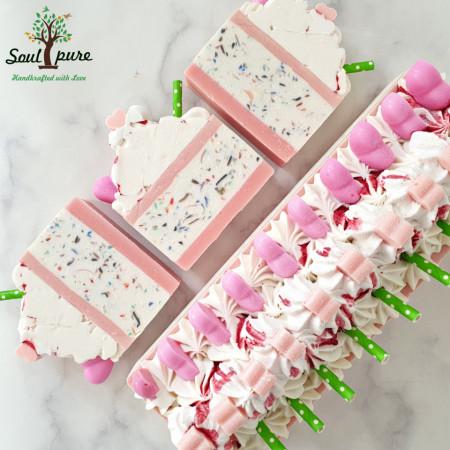 Love Spell Confetti Soap