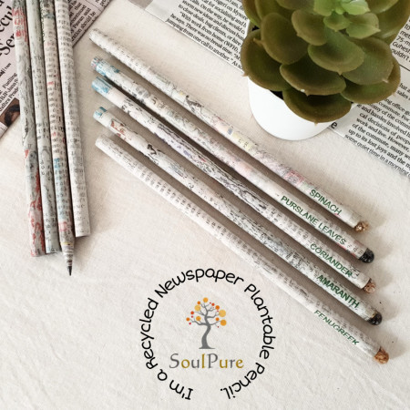 Wood-free Plantable Eco-Pencil (1 piece)