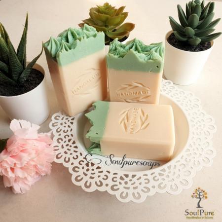 Aloe Kokum Butter Soap