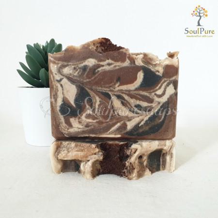 Coffee Vanilla Soap