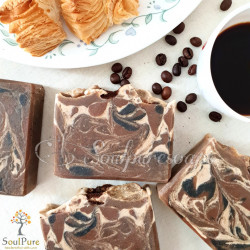 Coffee Vanilla Soap