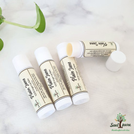 Plain Jane Lip Balm - 100% vegan