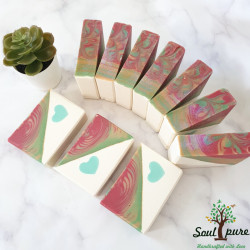 Tingle Mint Double Butter Soap
