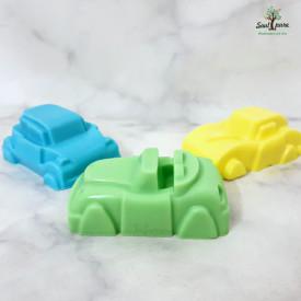Car Shaped Shea Butter Soap