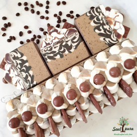 Chocolate Expresso Cocoa Butter soap
