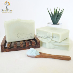 French green clay with Aloe-vera