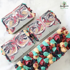 Enchanted Roses with Shea butter