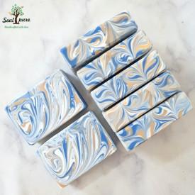 Triple butter bonanza soap