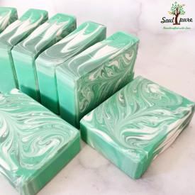Green Apple Shea Butter soap