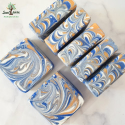 Triple butter bonanza soap