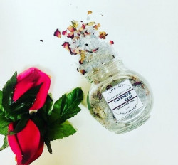 Lavender Rose Bath Salt