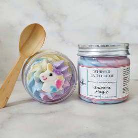 Unicorn Magic Whipped bath cream