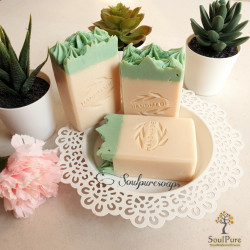 Aloe Kokum Butter Soap
