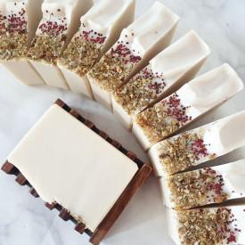 Lavender Chamomile Soap with Aloe Vera