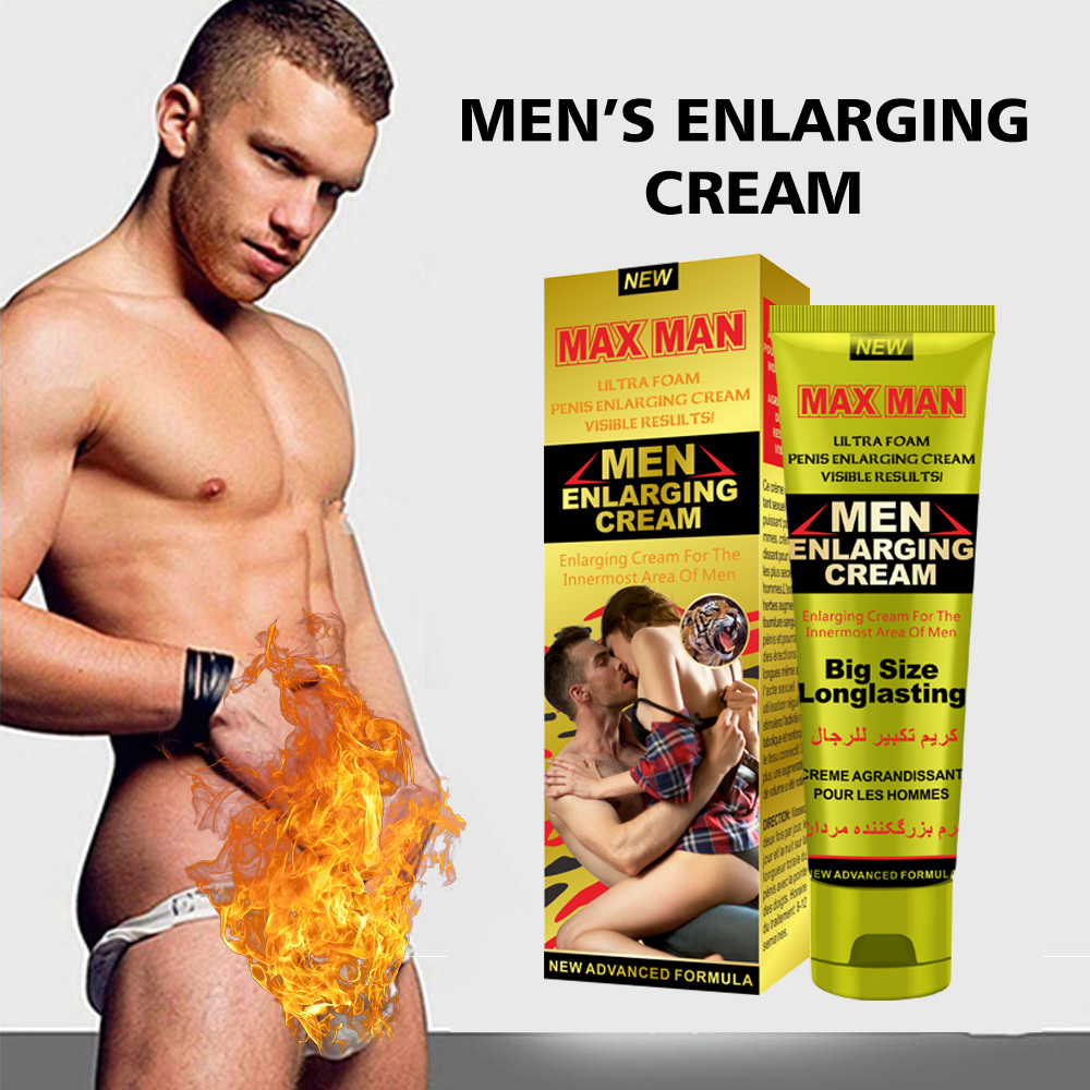 MAXMAN Penis Enlarging Gel