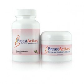 Breast Actives - Natural Breast Enhancement Capsules & Gel. images