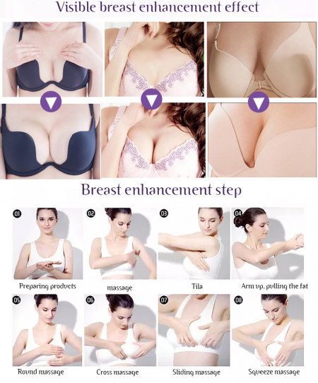 Breast Lifting Fast Cream - Imported