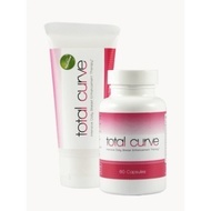 Total Curve™ - Natural Breast Enhancement Capsules & Gel.