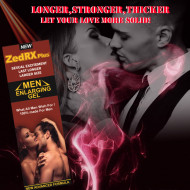 ZedRX Plus™ - MEN ENLARGING GEL - (50 gm)