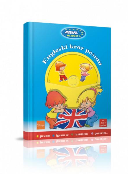 Engleski kroz pesmu za decu od 3 do 6 god.
