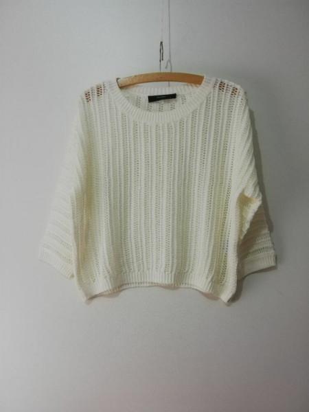 Crop Hallhuber tricotat