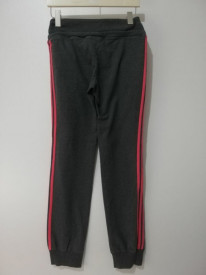 Pantaloni sport de bumbac Adidas
