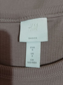 Tricou H&M basics