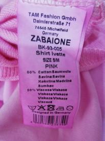 Pulover Zabione roz