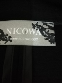 Sacou cu volănașe Nicowa