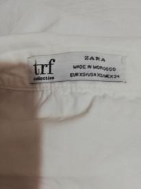 Cămașă Zara trf collection supradimensionat